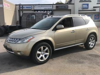 Used 2006 Nissan Murano SL for sale in Cambridge, ON