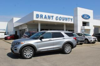 Used 2020 Ford Explorer LIMITED for sale in Brantford, ON