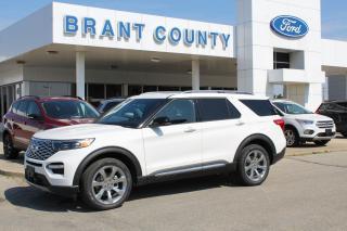 New 2020 Ford Explorer Platinum for sale in Brantford, ON