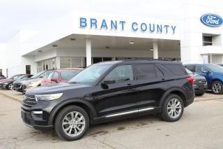 New 2020 Ford Explorer XLT for sale in Brantford, ON