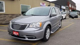 Used 2014 Chrysler Town & Country Touring-LOW LOW KM-NAVIGATION-REAR CAMERA-PWR GATE for sale in Tilbury, ON