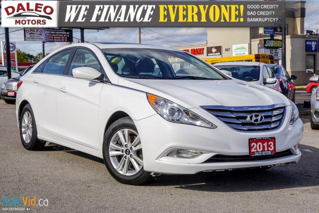 2013 Hyundai Sonata GLS | HEATED SEATS | POWER MOONROOF |
