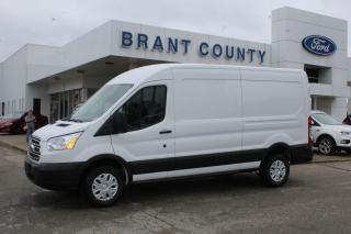 Used 2019 Ford Transit Mid-Roof Cargo for sale in Brantford, ON