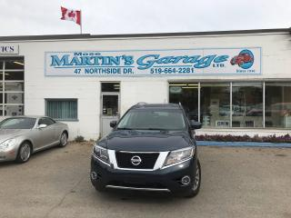 Used 2015 Nissan Pathfinder SV for sale in St. Jacobs, ON
