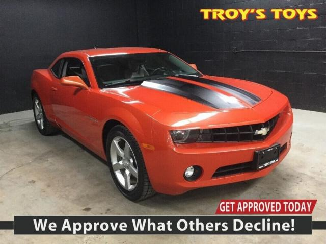 2010 Chevrolet Camaro RS-2LT