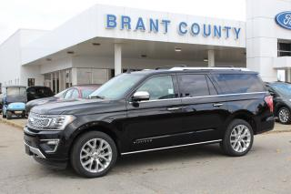 New 2019 Ford Expedition Platinum Max for sale in Brantford, ON