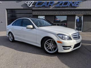 Used 2012 Mercedes-Benz C-Class C 300 for sale in Calgary, AB
