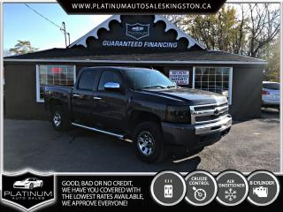 Used 2011 Chevrolet Silverado 1500 LS Cheyenne Edition for sale in Kingston, ON