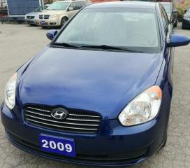 Used 2009 Hyundai Accent Auto L for sale in Hamilton, ON