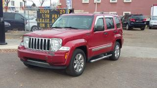 Used 2008 Jeep Liberty Limited Edition for sale in Edmonton, AB