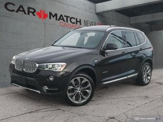 Used 2015 BMW X3 xDrive28d / NO ACCIDENTS for sale in Cambridge, ON