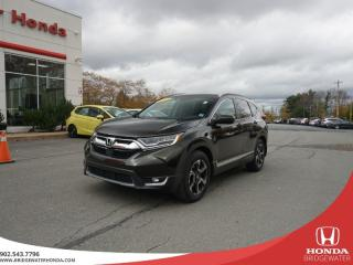 Used 2017 Honda CR-V Touring AWD Turbo - Single Owner & Sunroof for sale in Bridgewater, NS