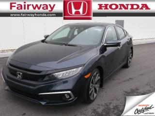 Used 2019 Honda Civic Touring for sale in Halifax, NS