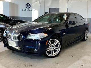 Used 2011 BMW 535xi M PKG|AWD|NAV|BLIND SPT|BACK UP|ACCIDENT FREE| for sale in Oakville, ON