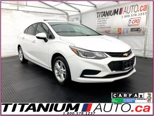 Used 2016 Chevrolet Cruze LT-Camera+Sunroof+Blind Spot+Lane Assist+Apple Pla for sale in London, ON