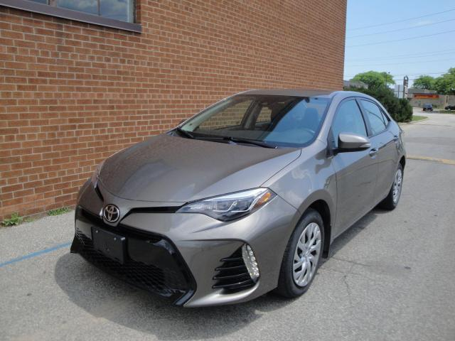 2017 Toyota Corolla SE/ ONE OWNER /BLUETOOTH/ SAFTEY AND WARRANTY