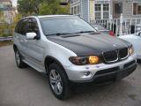 Photo of Silver 2006 BMW X5