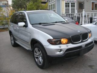 Used 2006 BMW X5 3.0i for sale in Scarborough, ON