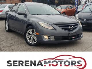 Used 2010 Mazda MAZDA6 GS | AUTO | SUNROOF | NO ACCIDENTS for sale in Mississauga, ON