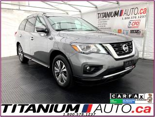 Used 2017 Nissan Pathfinder SL+4WD+GPS+360 Camera+Pano Roof+Leather+Blind Spot for sale in London, ON