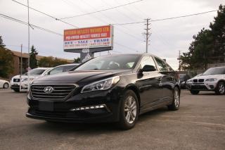 Used 2017 Hyundai Sonata 2.4L GL for sale in Toronto, ON