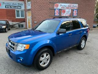 Used 2011 Ford Escape XLT/2.5L/5 SPEED/ONE OWNER/NO ACCIDENT for sale in Cambridge, ON