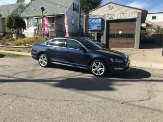 Used 2012 Volkswagen Passat Highline/Navi/ Loaded for sale in Kitchener, ON