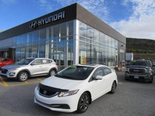 Used 2015 Honda Civic EX for sale in Corner Brook, NL