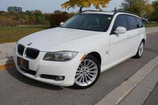 Used 2009 BMW 3 Series TOURING / LOCAL / NO ACCIDENTS / VERSATILITY for sale in Etobicoke, ON
