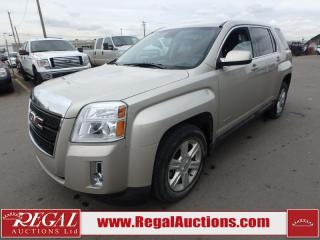 Used 2014 GMC Terrain SLE1 4D Utility FWD 2.4L for sale in Calgary, AB