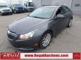 Photo of Grey 2011 Chevrolet Cruze