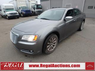 Used 2011 Chrysler 300 Limited 4D Sedan 3.6L for sale in Calgary, AB