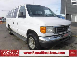 Used 2007 Ford E350 VANS XLT 4D CLUB WAGON EXT for sale in Calgary, AB