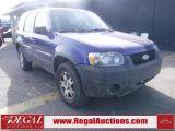 Photo of Blue 2005 Ford Escape