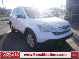 Used 2009 Honda CR-V 4D Utility AWD for sale in Calgary, AB