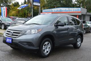 Used 2014 Honda CR-V ALL WHEEL DRIVE,BACKUP CAMERA,BLUETOOTH, CERTIFIED for sale in Richmond Hill, ON