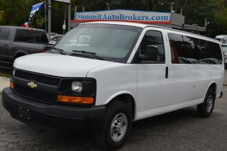 Used 2014 Chevrolet Express CHEV  EXPRESS G3500 EXTENDED 12 PASSENGER for sale in Richmond Hill, ON