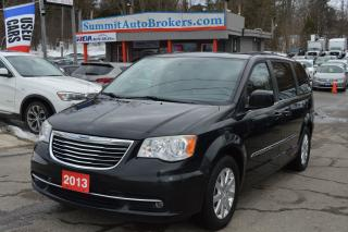 Used 2013 Chrysler Town & Country TOWN & COUNTYRY DVD, NAVIGATION,BLUETOOTH,CAMERA for sale in Richmond Hill, ON