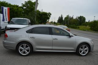 Used 2013 Volkswagen Passat 2013 Volkswagen Passat - 4dr Sdn 2.0 TDI DSG Highl for sale in Richmond Hill, ON