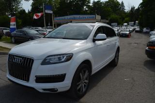 Used 2012 Audi Q7 2012 Audi Q7 - quattro 4dr 3.0L TDI Premium Plus for sale in Richmond Hill, ON