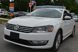 Used 2013 Volkswagen Passat TDI DSG Highline for sale in Richmond Hill, ON
