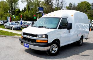Used 2011 Chevrolet G Commercial Cutaway G3500 BUBBLE VAN/139