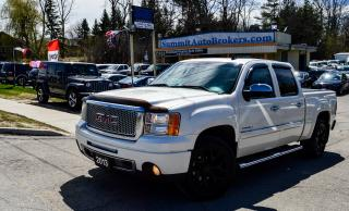 Used 2013 GMC Sierra 1500 DENALI CREW CAB/NAVI/CAMERA/SUNROOF/REMOTE START for sale in Richmond Hill, ON