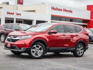 Used 2016 Honda CR-V EXL|SERVICE HISTORY|ONE OWNER for sale in Burlington, ON