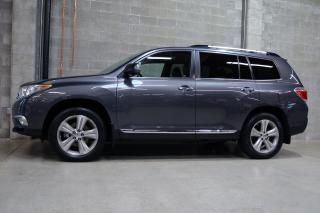 Used 2013 Toyota Highlander Limited 7 Passenger 4WD for sale in Vancouver, BC