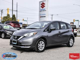 Used 2018 Nissan Versa Note SV for sale in Barrie, ON