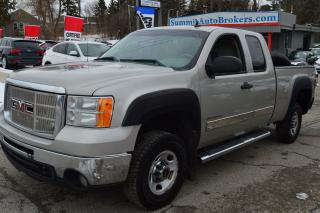 Used 2008 GMC Sierra 2500 HD CAR-FAX CLEAN/6 PASSENGER/BEDLINER/CRUISE/TILT for sale in Richmond Hill, ON