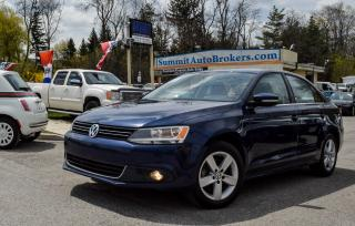 Used 2013 Volkswagen Jetta TDI COMFORTLINE/CAR-FAX CLEAN/ONE OWNER/SUNROOF for sale in Richmond Hill, ON