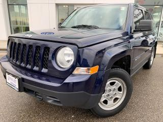 Used 2015 Jeep Patriot SPORT for sale in Guelph, ON