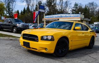 Used 2006 Dodge Charger RT Daytona #88 Of 250/NAVI/LEATHER/SUNROOF/R. SENSORS for sale in Richmond Hill, ON
